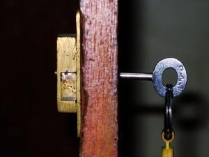 Key to the open door